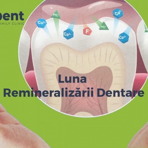 Luna Remineralizării Dentare